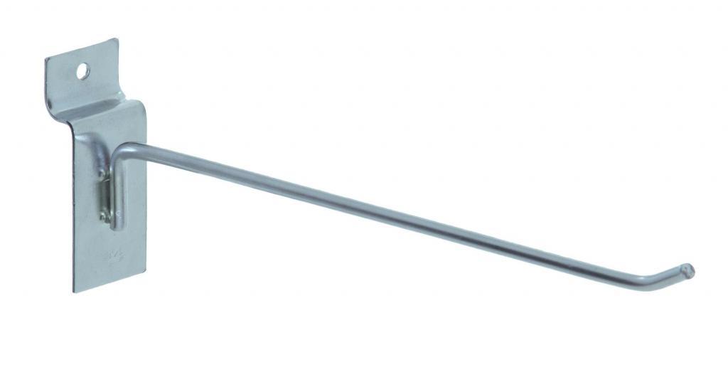 Ganchos de metal para painel canaletado